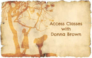 Access Classes with Donna Brown